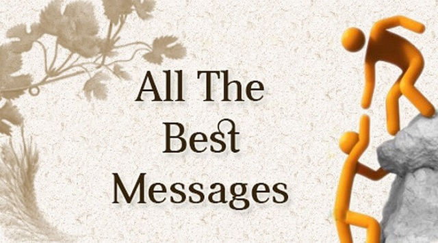 All The Best Wishes Status For Future, Quotes, Endeavors, Life, Shayari, Message