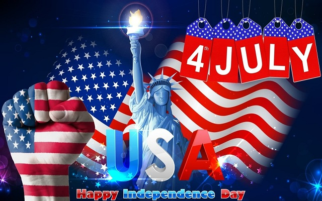 American Samoa (USA Independence Day Wishes), Messages, Quotes 2020