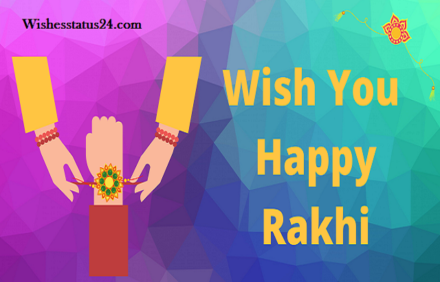 Happy Raksha Bandhan (Rakhi) 2020, Quotes, Wishes, Messages and Images 2020