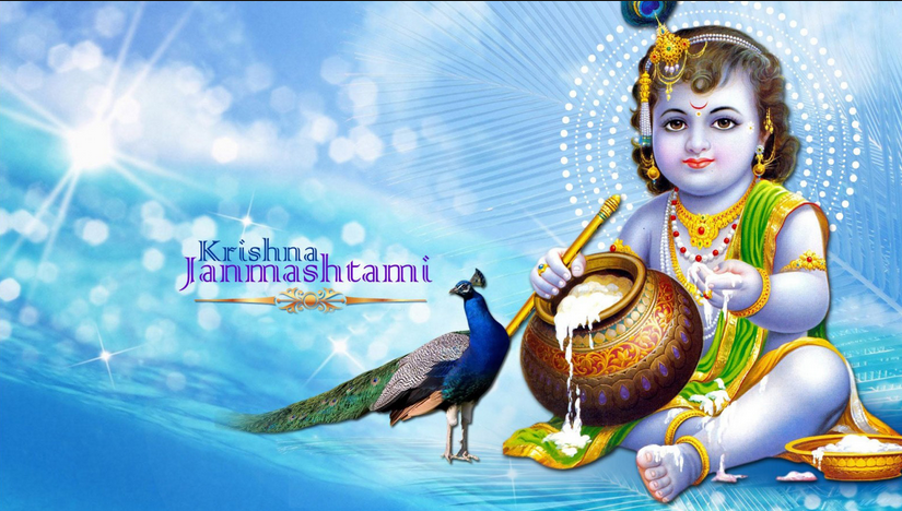 Happy Krishna Janmashtami wishes, Quotes, Messages, Shayari, SMS, Greetings for Your Loved Ones