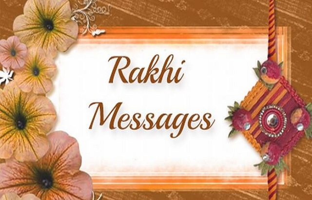 Rakhi wishes to bhaiya and bhabhi, Quotes, Messages, Rakhi SMS For Brother, Sister