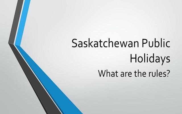 Saskatchewan Public Holidays 2020   Immigrating To Saskatchewan In Canada