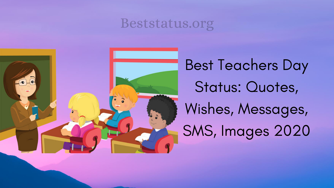 Happy Teachers day Wishes, Quotes, Message 2020