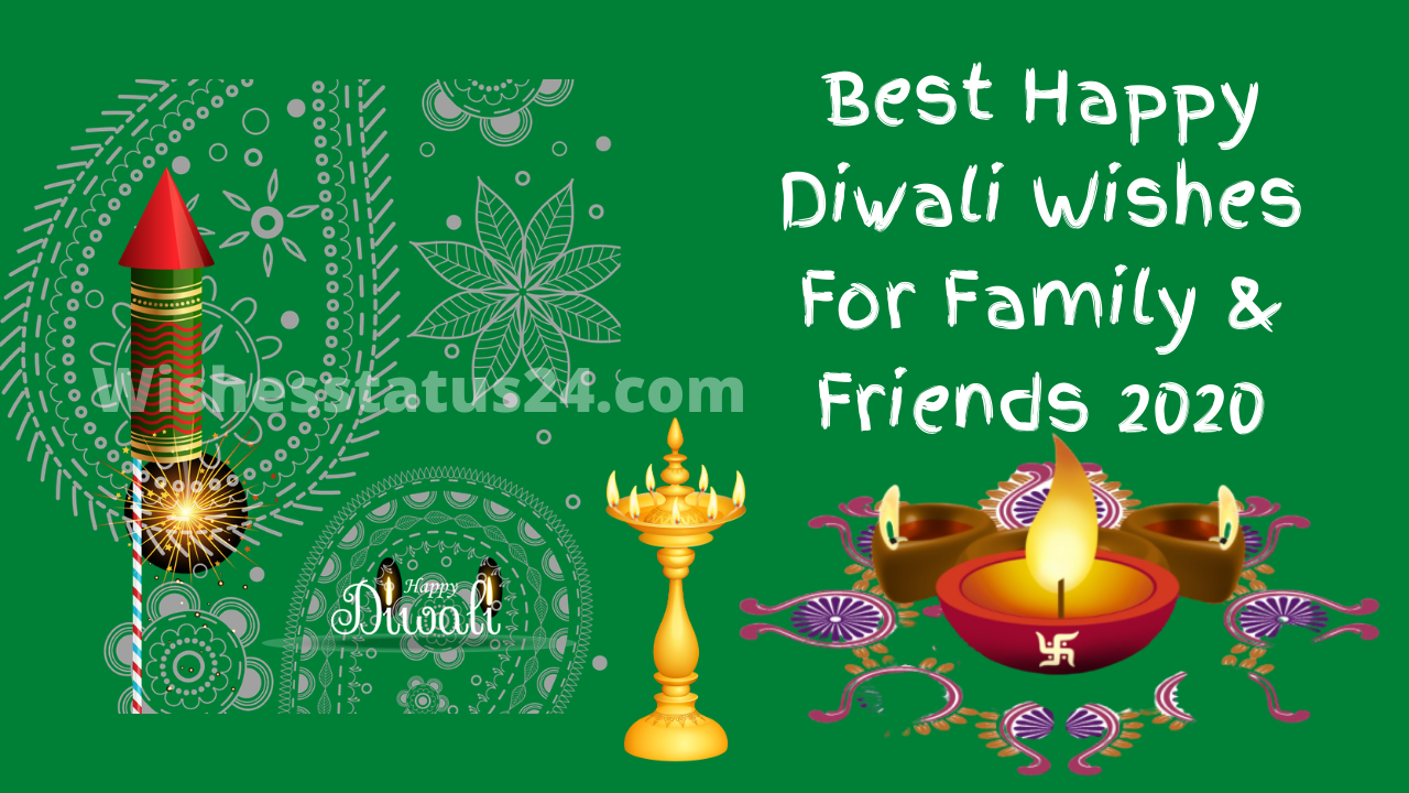 Happy Diwali SMS 2020, Wishes, Quotes, Images For Share