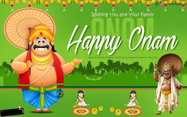 Happy Onam Wishes 2020, Quotes, Greetings | Onam Festival Status