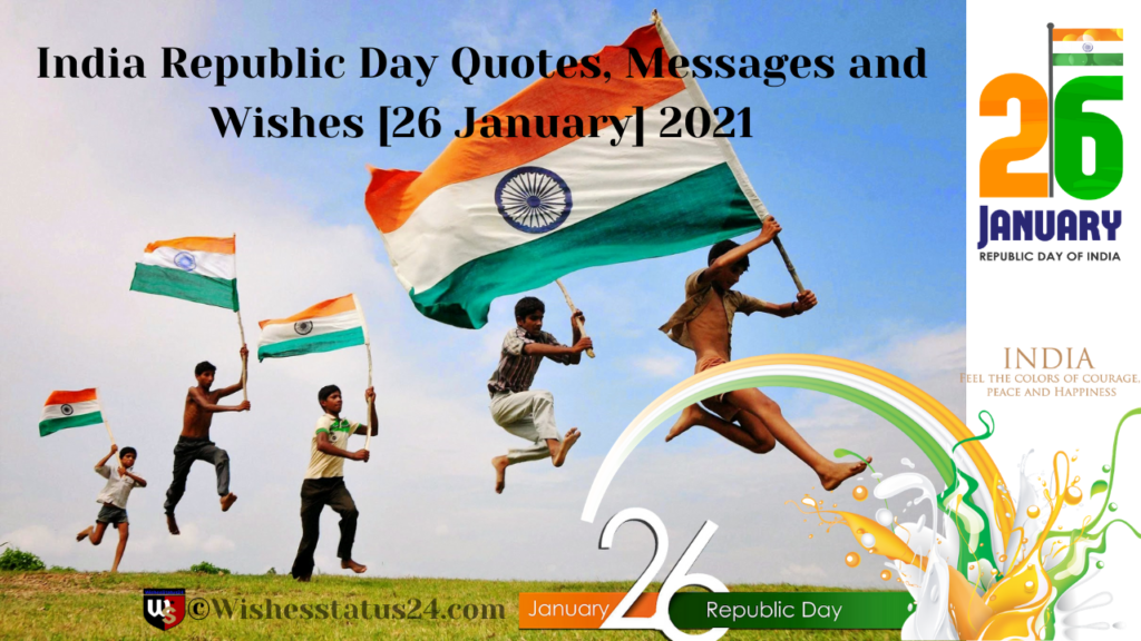 Happy Republic Day Wishes Quotes Message Image And Greetings 2021