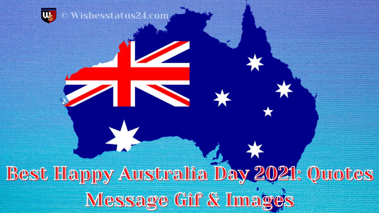 happy australia day quotes