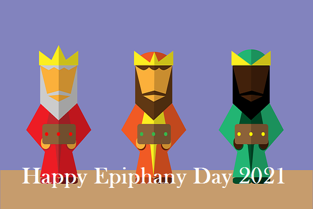 Best Happy Epiphany Wishes, Quotes, and Text Messages 2021