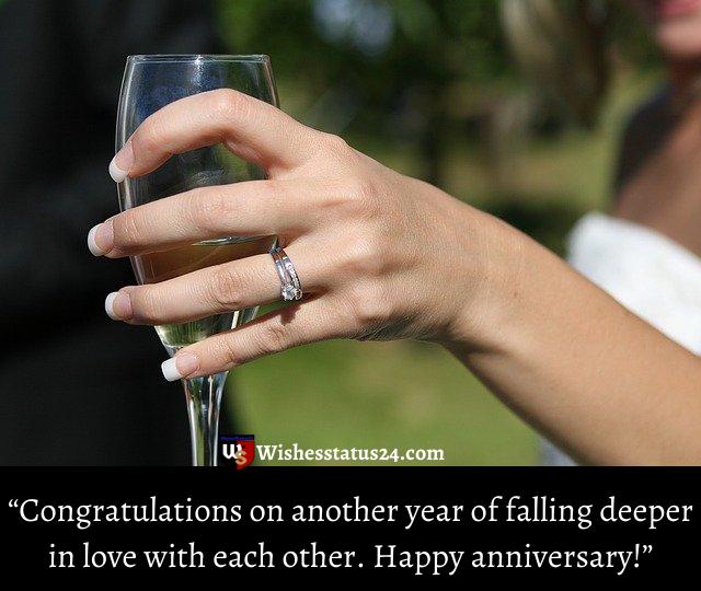 happy wedding anniversary wishes