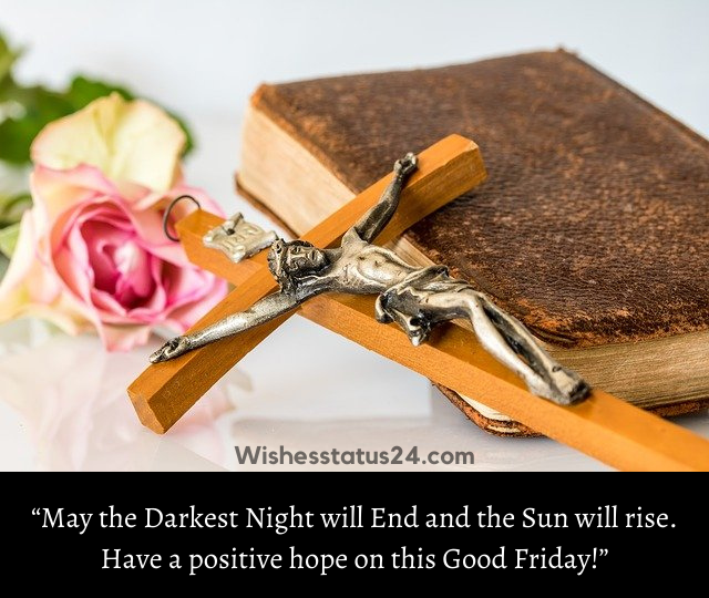 Sample Good Friday message