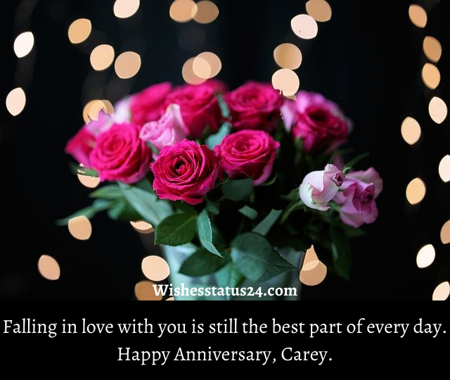 wedding anniversary wishes to parents