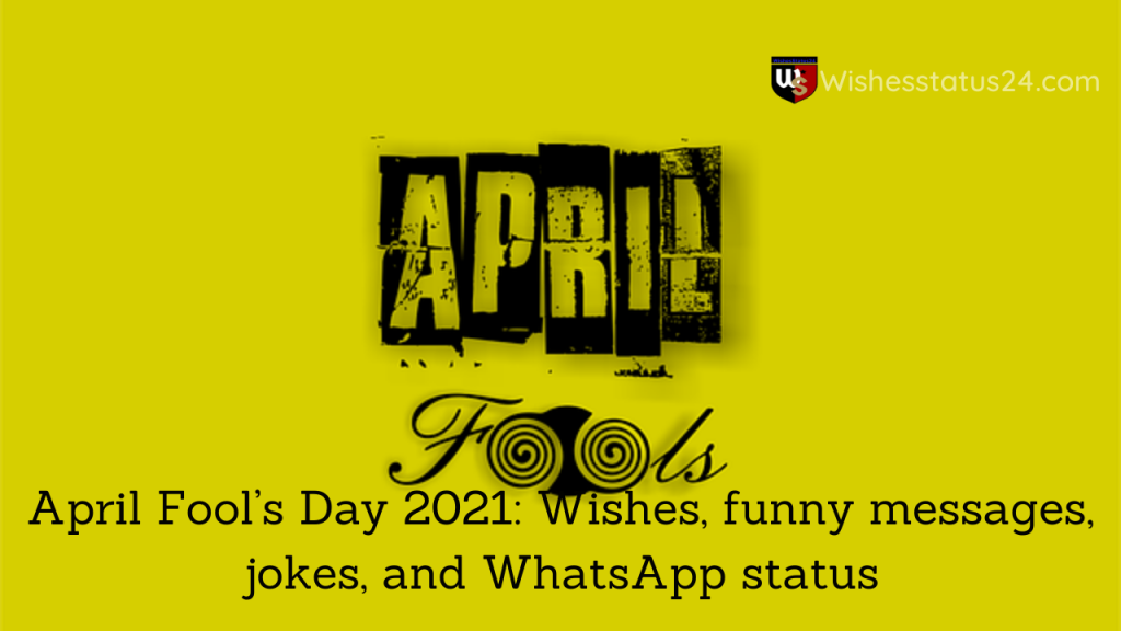 April fool jokes | Very Funny Jokes | April Fool Images For Friends 2021
