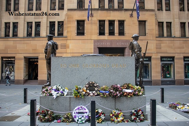 what day is anzac day
