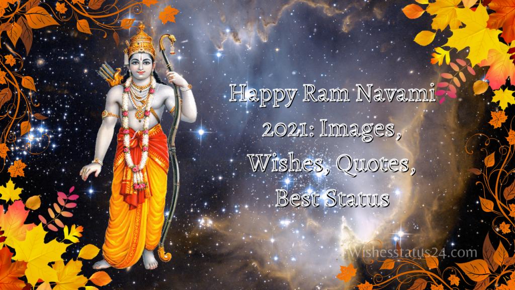 Happy Ram Navami 2021: Images, Wishes, Quotes, Best Status