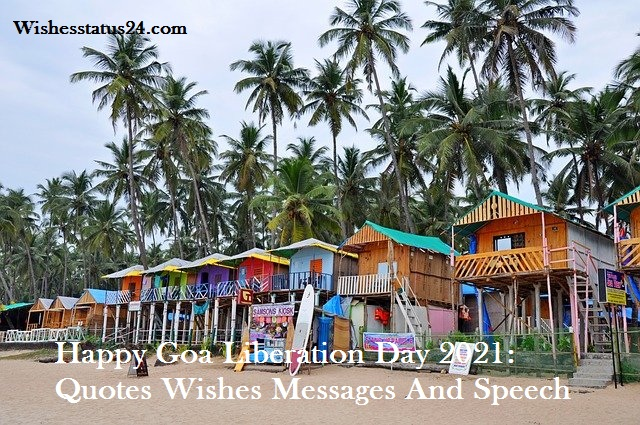 Goa Liberation Day 2021: Quotes Wishes Messages And Speech