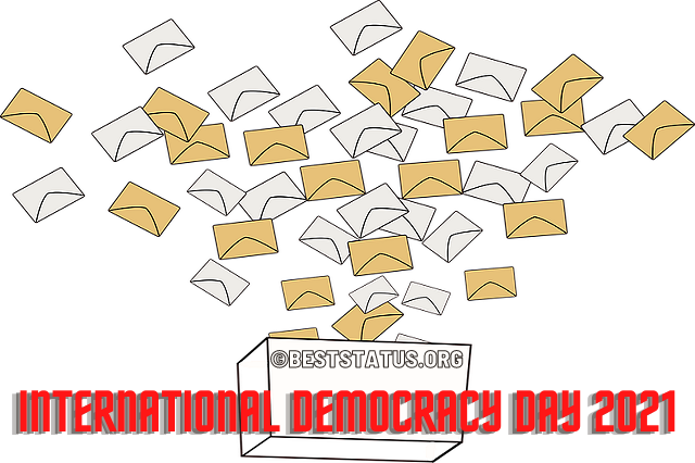 30+ International Democracy Day Quotes, Messages, Wishes, Images, And Greetings