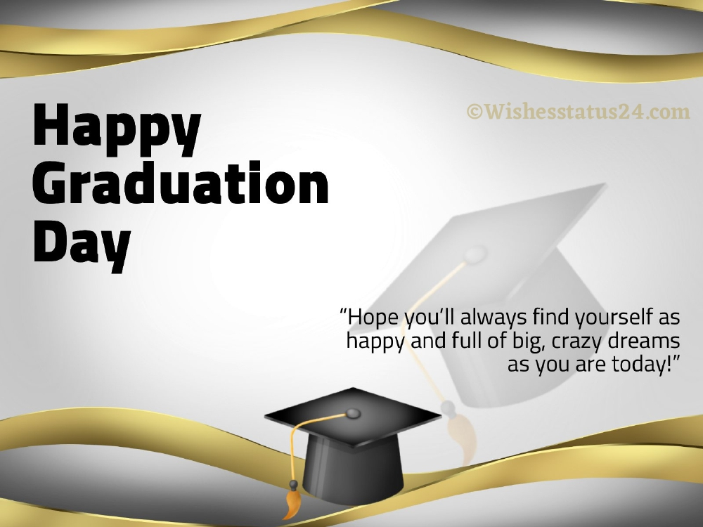 Sweet Graduation Wishes, Quotes, And Messages For Boyfriend